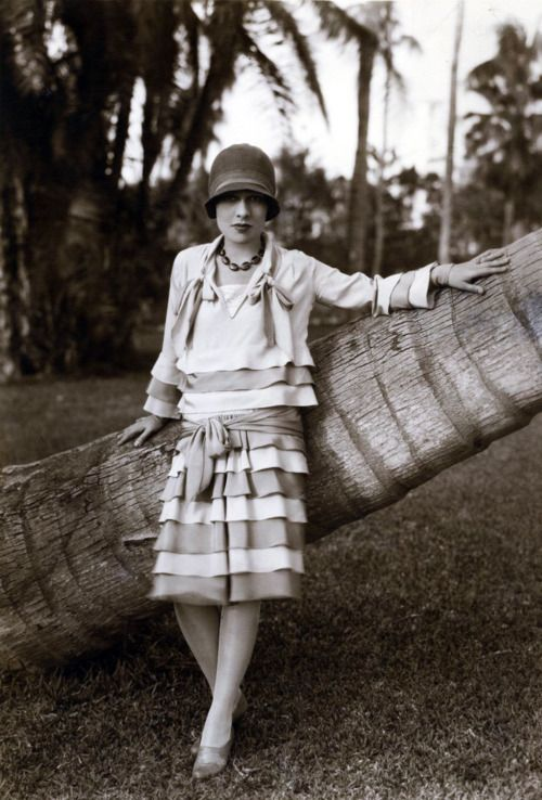 1920's Tropical Vacation