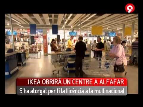 Alfafar acollirà un centre Ikea - N9 26/12/2011