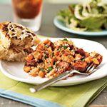 Sausage and Bean Casserole Recipe | MyRecipes.com