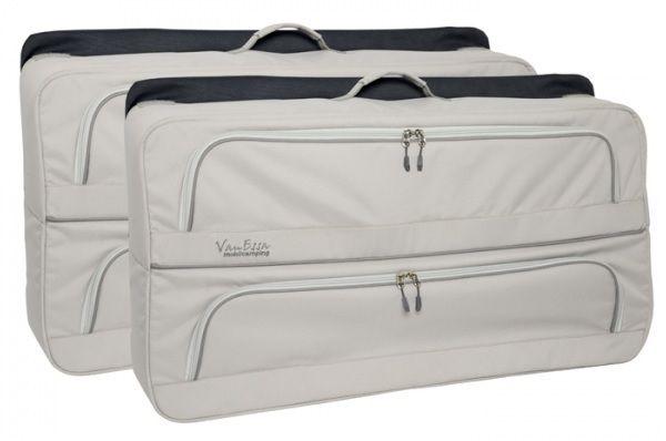 Packtaschen VW T5 Seitentaschen VW T5 California Fenstertasche Gepäck VW T5 Seitentasche Multivan