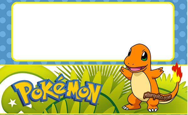 Etiquetas de Pokemon - Stickers de Pokemon