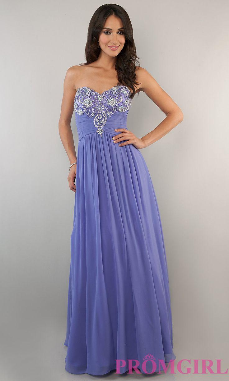 257 best Prom Dresses images on Pinterest | Dress prom, Formal ...