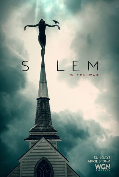 Salem Season 2 Trailer with Lucy Lawless and Stuart Townsend #salem