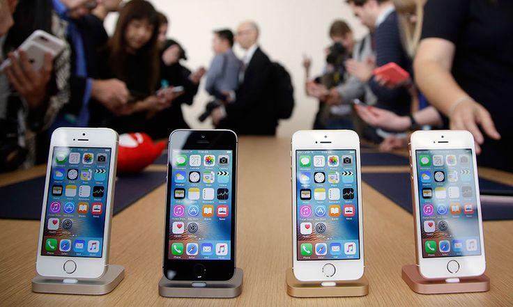 Más allá del tamaño, ¿qué ofrece el iPhone SE?