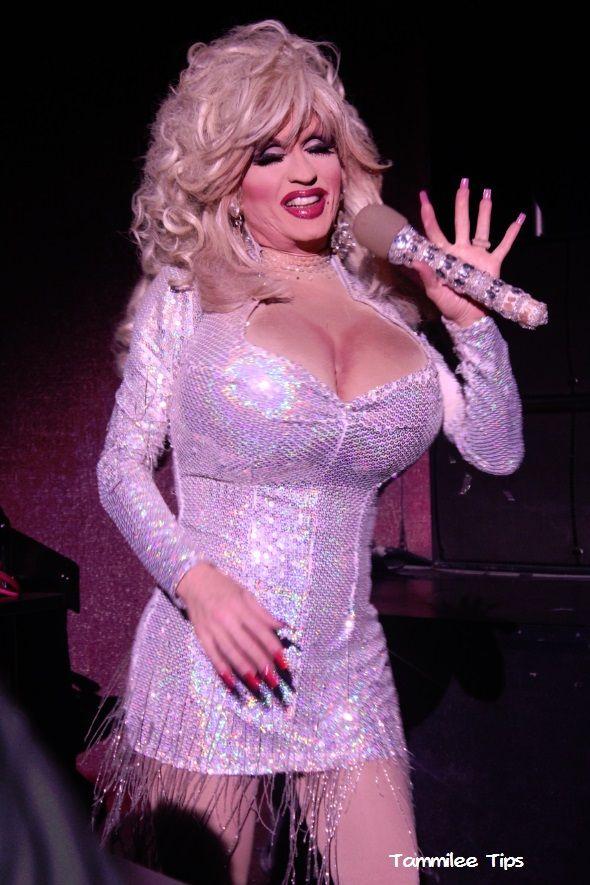 Frank Marino Diva Las Vegas Show! Superstar Female Impersonators!