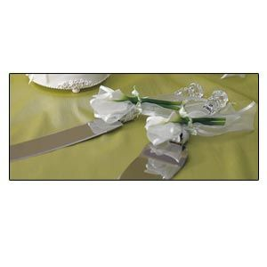 Cake Serving Set (Bridal Beauty Calla Lily Collection)