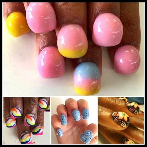 Chula Y Fashion Bubble Nails Hump In 2018 Pinterest And Nail Art