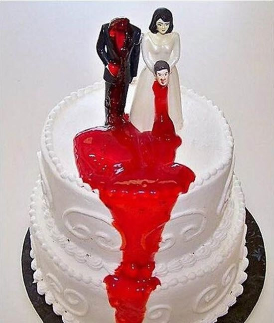 Here are some cool examples of Divorce cakes. Description from amazingezone.com. I searched for this on bing.com/images