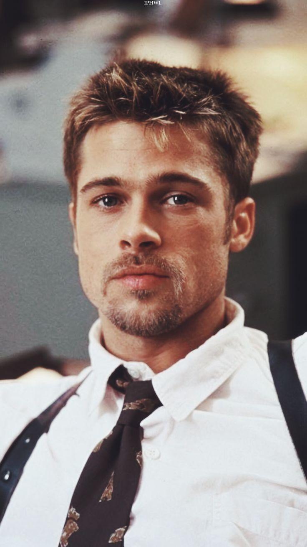 Brad PittSeven  Brad Pitt  Pinterest  Brad pitt Celebrity and Crushes