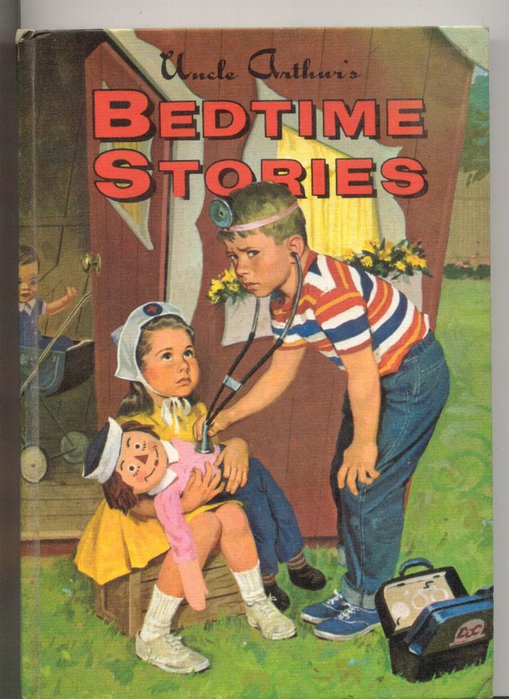 Uncle Arthur's Bedtime Stories Volume 3 Childrens short story book, religious themes by kayeiansbooks on Etsy