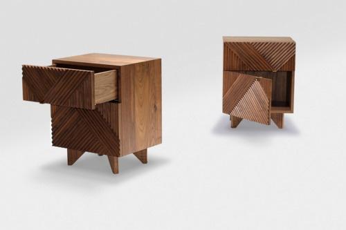 ROSANNA CERAVOLO DESIGN  Bedside Tables