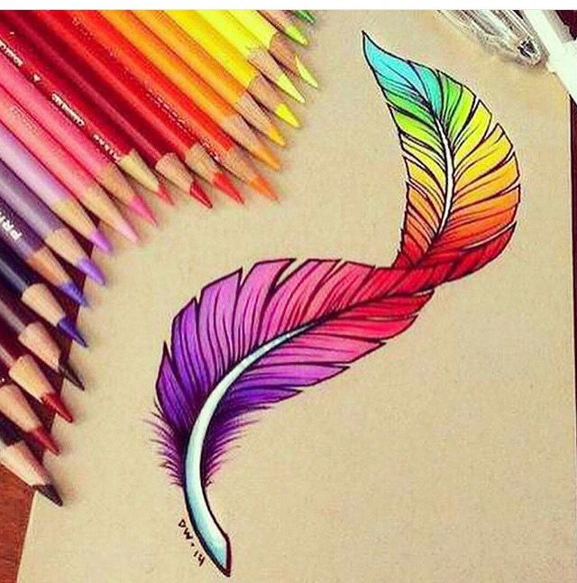 25 Best Ideas About Rainbow Drawing On Pinterest