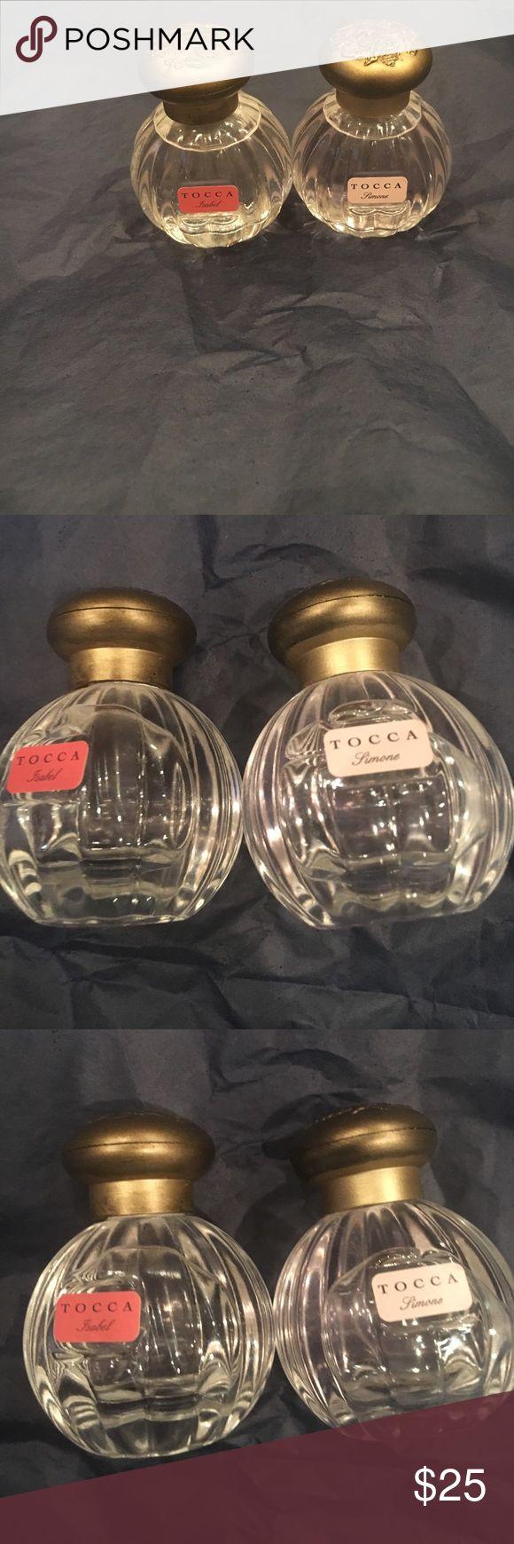 Tocca - mini perfume set Tocca NWOT - mini perfume set in sends Isabel Simone. Tocca Makeup