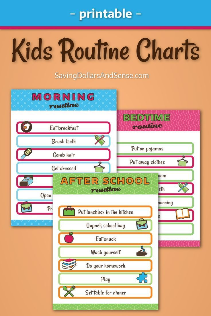 One of the ways that you can be sure that your kids have the most successful school year yet is by teaching them how to live with simple daily routines that will help everyone stay on track in all areas of their lives all year long.  Even choosing just on