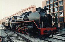 Locomotora de vapor - Wikipedia, la enciclopedia libre