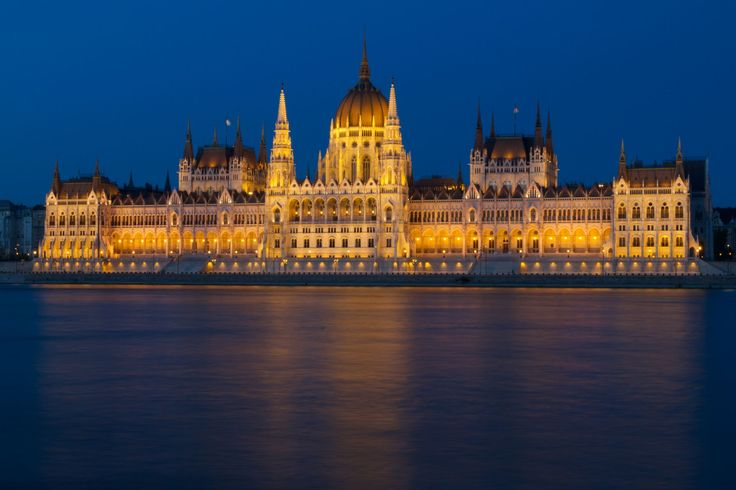 Parliament Building Budapest - Hungary Canon 7D + 17-40L