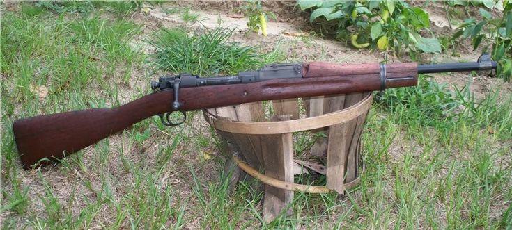 Springfield M1903 Bushmaster clone