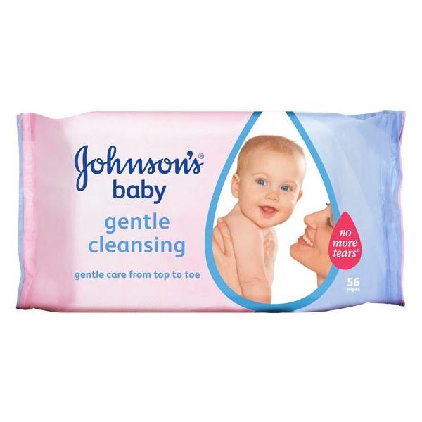 Win A Years Supply Of Free Johnson's Baby Wipes - Gratisfaction UK Freebies #freebies #freestuff #johnsons