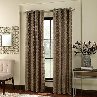 23 best Window Treatments images on Pinterest Window treatments - living room curtains kohls