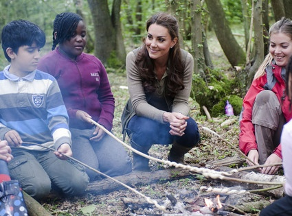 Kate Middleton, Duchess CatherinePrimary Schools, Duchess Of Cambridge, Outdoor Activities, The Duchess, Expanded Horizon, Duchess Catherine, Kate Middleton, Camps Trips, Charity Camps
