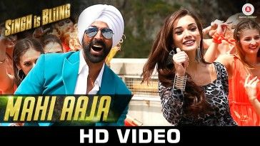 Mahi Aaja Lyrics - Singh Is Bling