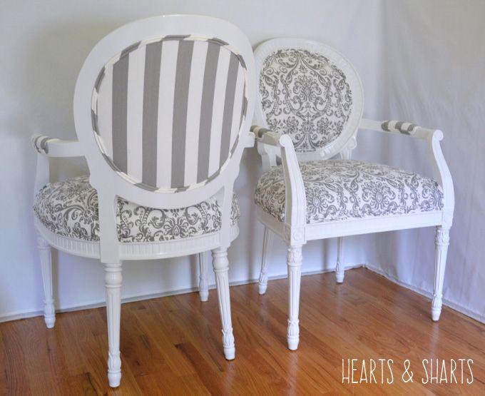Best dining chair redo ideas on pinterest