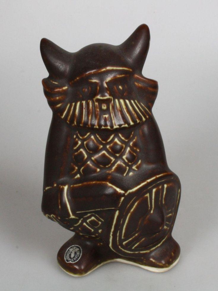Kåre Berven Fjeldsaa viking figurine