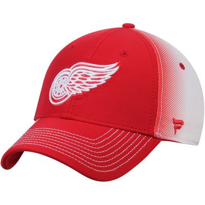 Detroit Red Wings Vapor Alpha Structured Adjustable Hat - Red