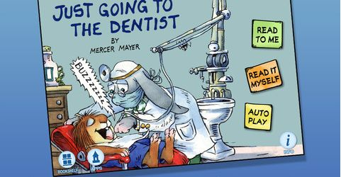 Just Going to the Dentist – Little Critter by Oceanhouse Media ‹ AppAbled.com