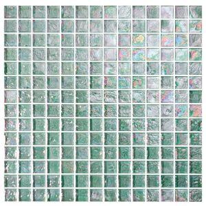 Tesoro 12 X Tourmaline 1 Gl Mosaic Sheet 8mm From Reflections