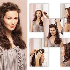 Wir zeigen Hochsteckfrisuren für jede Haarlänge. Plus eine genaue Anleitung, wie Sie die Frisuren ganz leicht selbst stylen können.