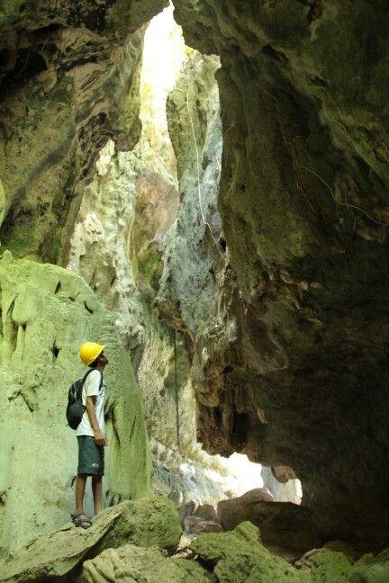 Batu Cermin cave, Manggarai Flores, Indonesia