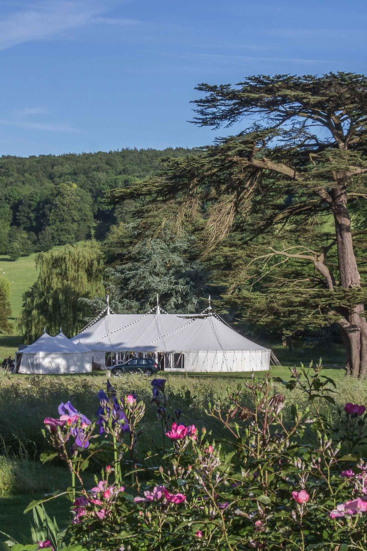 West Dean College And Gardens In Sussex Offers Brides Grooms To Be A Stunning Location For Any Wedding Reception On The Estate Near
