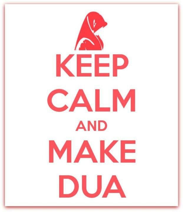 Keep calm and make dua... Sponsor a poor child learn Quran with $10, go to FundRaising http://www.ummaland.com/s/hpnd2z