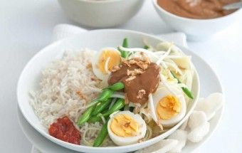 Indonesisch - Weekmenu