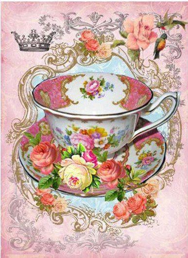 Best 1810 l minas a la hora del t images on pinterest - Cuadros de cocina ...