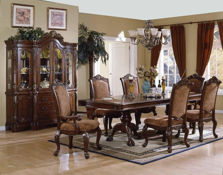 22 Best Dining Room Images On Pinterest  Dining Room Sets Dining Cool Formal Dining Room Sets Dallas Tx 2018