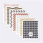 A week of dish cloths 7-pack from Ferm Living by Ferm Living