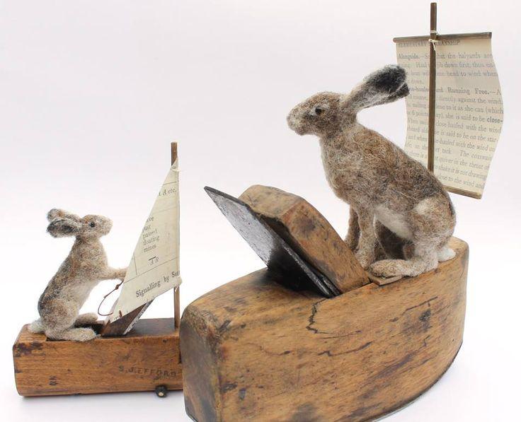 """Hare Planes"" by Dinny Pocock"