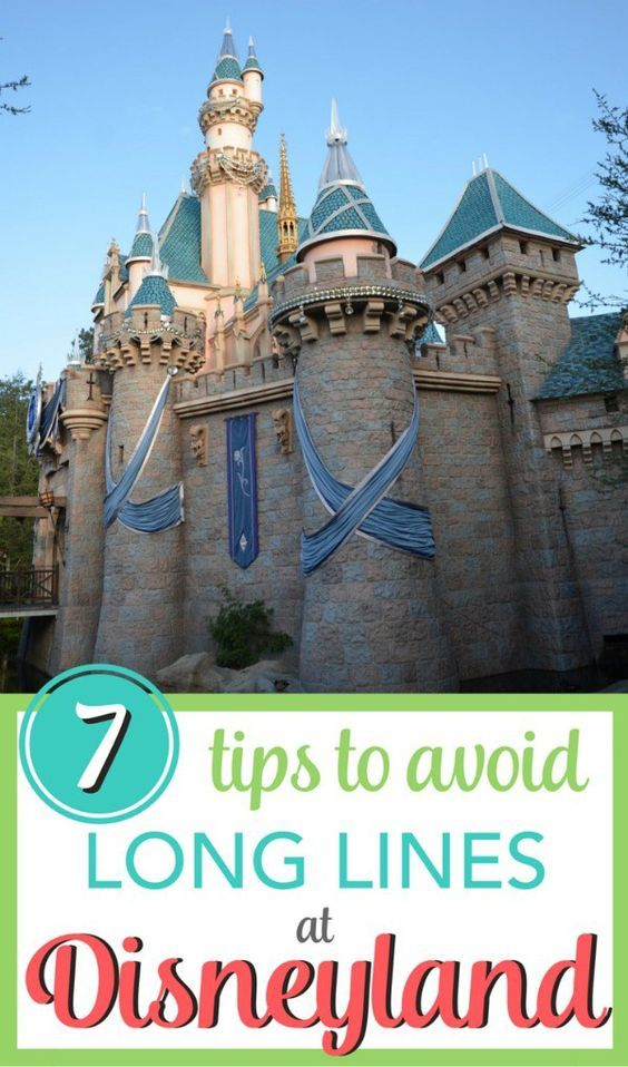 Love Disneyland but hate pesky lines? Learn time-saving strategies, secrets, and tips that can help families skip a lot of the lines at Disneyland in California, even on crowded theme park days or with babies and toddlers in tow.