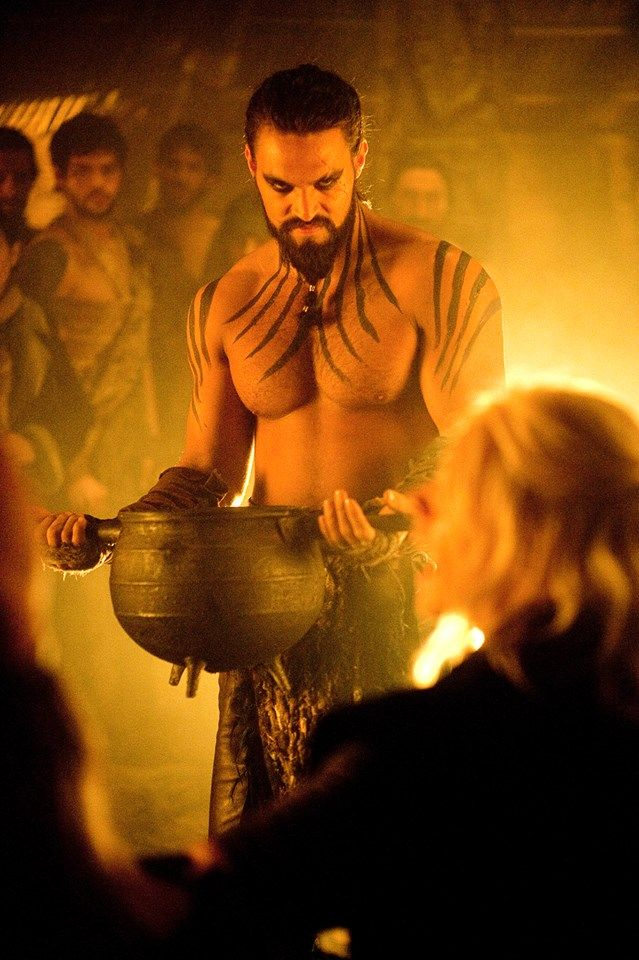 A Crown for a King ~ Khal Drogo and Viserys Targaryen ~ Game of Thrones