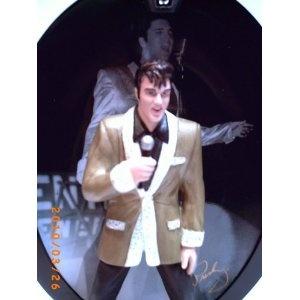 Elvis Presley Plate- Tupelo 1957 --- http://www.pinterest.com.gp1.me/3wx