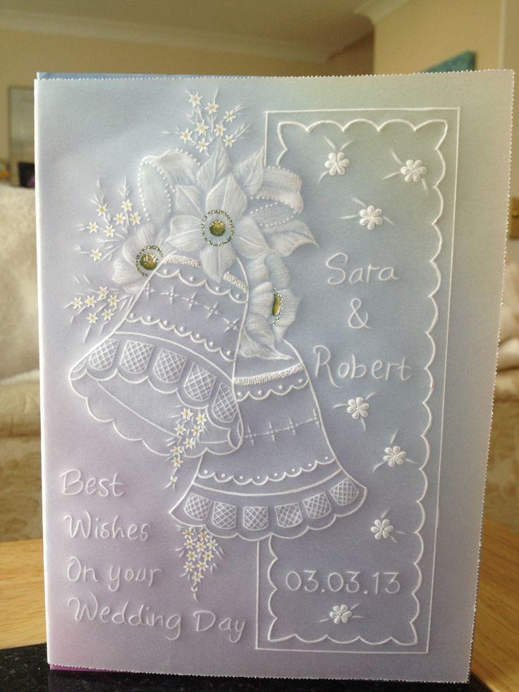 Design from pergamano wedding design