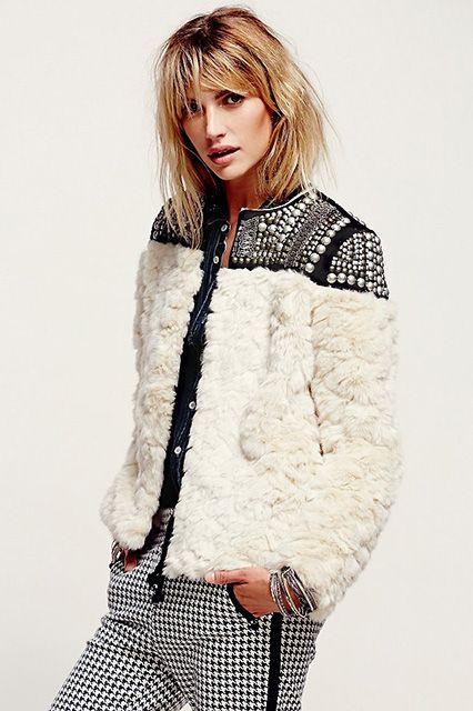 Stylish Faux Fur Jackets - Where To Buy Fake Fur