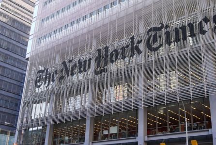 "New York Times Editors Decry ""Humiliating Process"" Of Layoffs   Deadline"