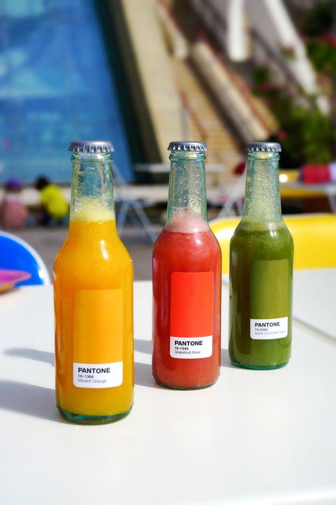 画像: 7/11【「PANTONEカラーを味わう」カフェがモナコに初出店、メニューは色番号で表示】