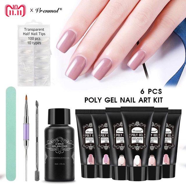 Slip Solution For Polygel Nails