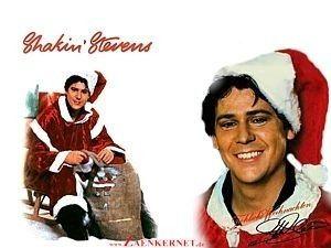 Shakin Stevens at Christmas