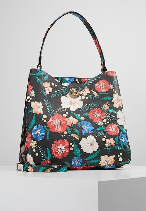 L Credi Calypso Handbag Schwarz Zalando Co Uk