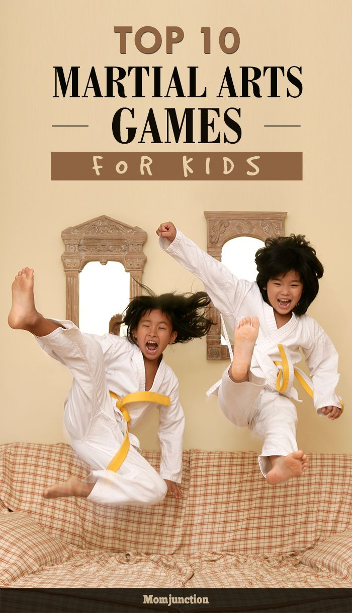 10 Best Martial Arts For Kids And Their Benefits